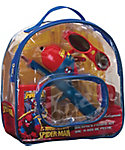 Shakespeare Youth Spiderman Backpack Telescopic Spincast Combo Kit