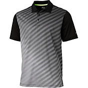 Slazenger Men's Pixel Print Golf Polo