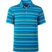 Slazenger Men's Motion Yarn Dye Stripe Golf Polo