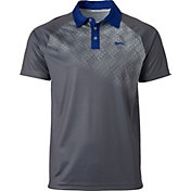 Slazenger Men's Engineered Ombre Tennis Polo
