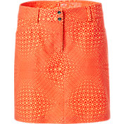 Slazenger Women's Ignite Collection Printed Woven Golf Skort