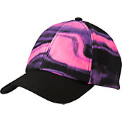Slazenger Women's Neon Marble Printed Golf Hat
