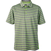 Slazenger Boys' Pattern Stripe Golf Polo