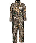ScentLok Kids' Prevent Waterproof Insulated Hunting Coveralls
