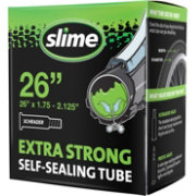 "Slime Smart Tube Self-Healing Schrader Valve 26"" Bike Tube"
