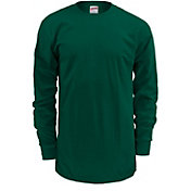Soffe Men's Midweight Cotton Long Sleeve Shirt