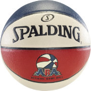 "Spalding ABA Official Game Basketball (29.5"")"