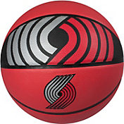 Spalding Portland Trailblazers Full-Sized Court Side Basketball
