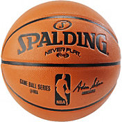 "Spalding NBA Replica NEVERFLAT Basketball (28.5"")"