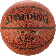 Spalding Rookie Gear Brown Youth Basketball (27.5
