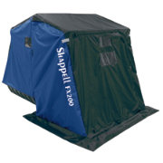 Shappell FX200 2 Person Flip Down Ice Fishing Shelter