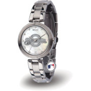 Sparo Women's Milwaukee Brewers Charm Watch