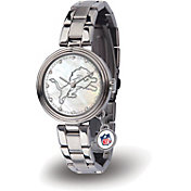 Sparo Women's Detroit Lions Charm Watch