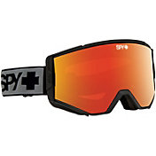 SPY Adult Ace Snow Goggles with Bonus Lens