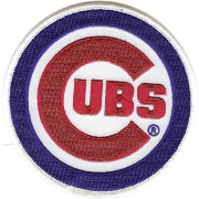 The Emblem Source Chicago Cubs Primary Logo Patch