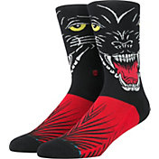 Stance Men's Black Panther Crew Socks