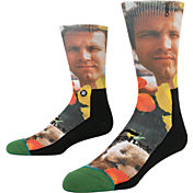 Stance Men's Caddy Mash Crew Golf Socks