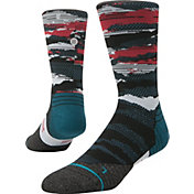 Stance Men's Falcon Crew Running Socks