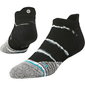 Stance Men's Momentum Tab Low Cut Running Socks
