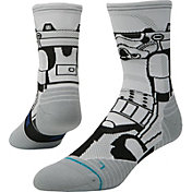Stance Men's Storm Trooper Crew Running Socks