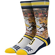 Stance Cleveland Indiana Pacers Paul George Socks