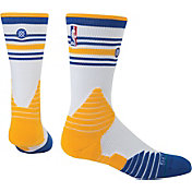 Stance Golden State Warriors On Court Core Crew Socks