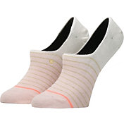 Stance Women's Dip Toe Super Invisible No Show Socks
