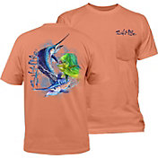 Salt Life Men's Ocean Slam T-Shirt