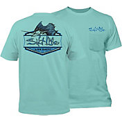 Salt Life Men's Sailfish Badge T-Shirt
