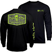 Salt Life Men's At Ease Long Sleeve Shirt