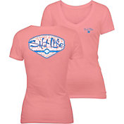 Salt Life Women's Tropescado Shell T-Shirt