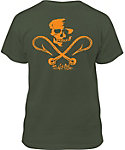 Salt Life Boys Skull and Hooks T-Shirt
