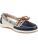 Sperry Women's Top-Sider Firefish Stripe Mesh Boat Shoes