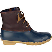 Sperry Women's Saltwater Waterproof Duck Boots