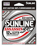 Sunline Assassin FC Fluorocarbon Fishing Line