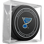 Sher-Wood St. Louis Blues Official Game Puck