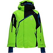 Spyder Boys' Challenger Insulated Jacket