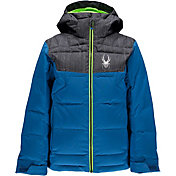 Spyder Boys' Clutch Down Jacket