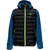 Spyder Boys' Mt. Elbert Insulated Jacket