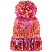 Spyder Girls' Twisty Winter Hat