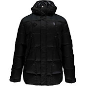 Spyder Men's Diehard Parka Down Jacket