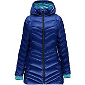 Spyder Women's Timeless Long Down Jacket