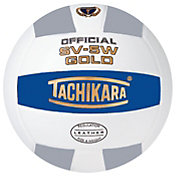 Tachikara SV-5W Gold Indoor Volleyball