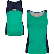 Tail Women's Estelle Shirred Tennis Tank Top