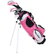 Tour Edge Girls' HT Max-J Complete Set (Height 52'' – 61'')