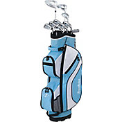 Tour Edge Women's Reaction 3 10-Piece Complete Set – (Graphite)
