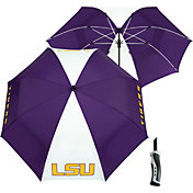 Team Effort LSU Tigers WindSheer Lite Golf Umbrella