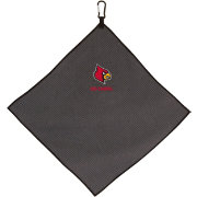 Team Effort Louisville Cardinals Microfiber Golf Towel
