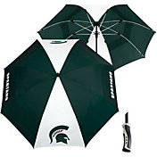 Team Effort Michigan State Spartans WindSheer Lite Golf Umbrella