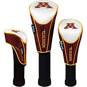Team Effort Minnesota Golden Gophers Headcovers - 3-Pack